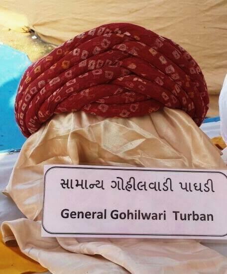 gohilwadi turban